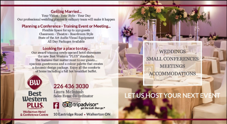Best Western Walkerton Flyer